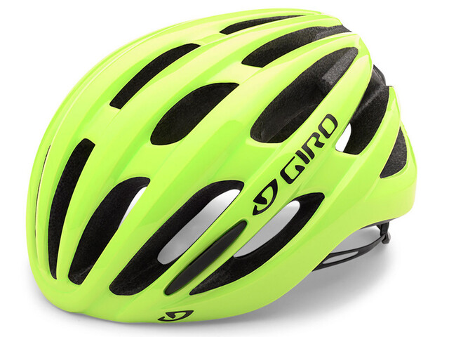 Giro Foray Mips Helmet highlight yellow